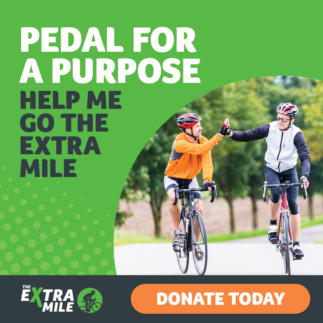 Social Media - Pedal for a cause